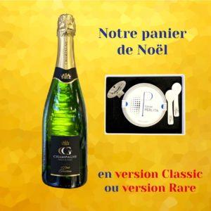 Box Caviar et Champagne
